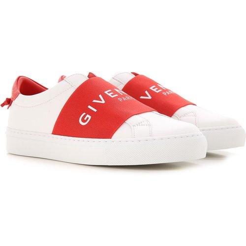 Sneaker , Blanc, Cuir, 2019, 36 36.5 37 38 38.5 39 40 - Givenchy - Modalova