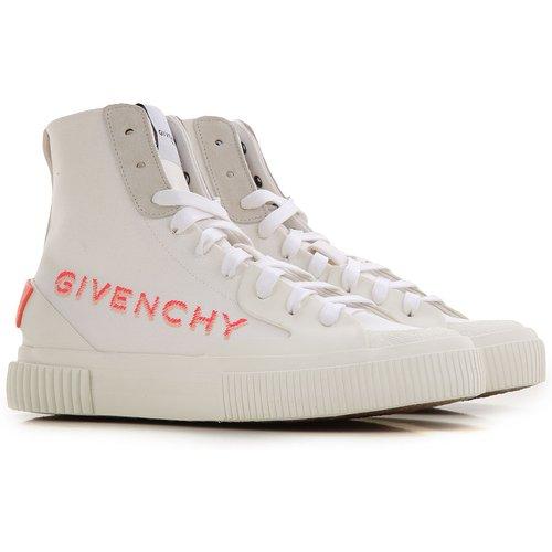 Sneaker , Blanc, Coton, 2019, 35 36 37 38 39 40 - Givenchy - Modalova