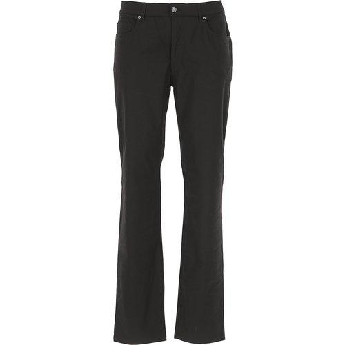 Pantalon , Noir, Coton, 2019, 46 48 50 52 - Moschino - Modalova