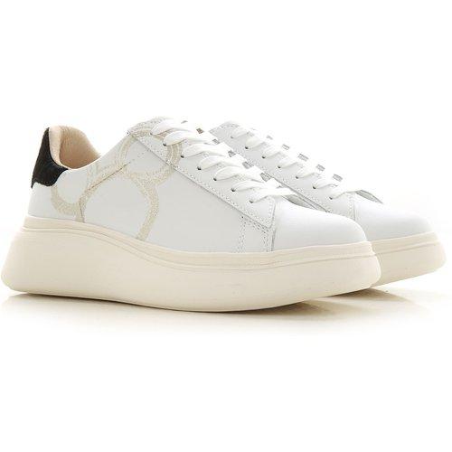 Sneaker Pas cher en Soldes, Blanc, Cuir, 2019, 36 37 38 39 40 - Moa Master of Arts - Modalova