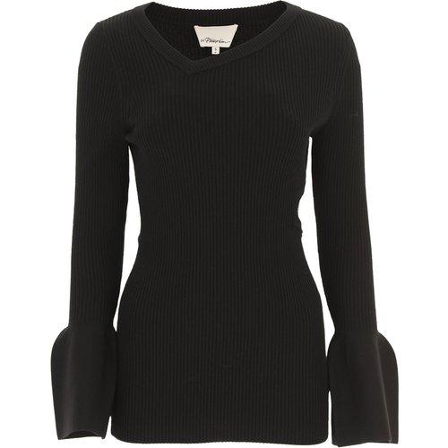 Vêtements Pas cher en Soldes, Noir, Laine, 2019, 40 M - 3.1 phillip lim - Modalova