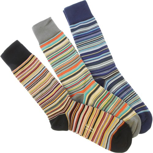 Chaussette , Multicolore, Coton, 2019 - Paul Smith Chaussettes - Modalova