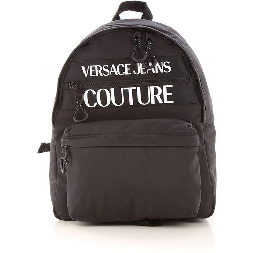 Sac à Dos Pas cher en Soldes, Noir, Nylon, 2019 - Versace Jeans Couture - Modalova