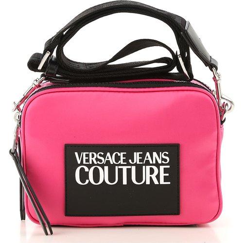 Sac Bandoulière Pas cher en Soldes, Fuchsia, Nylon, 2019 - Versace Jeans Couture - Modalova