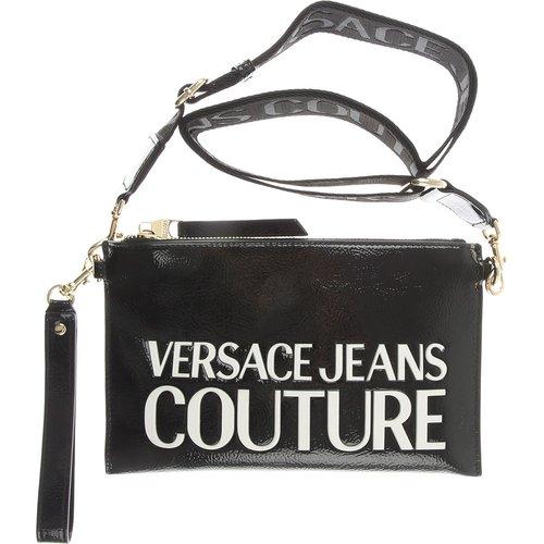Pochette Clutch Pas cher en Soldes, Noir, Naplak, 2019 - Versace Jeans Couture - Modalova