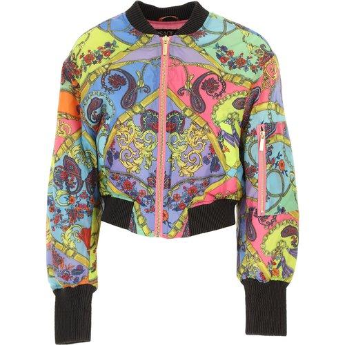 Doudoune , Veste de Ski Pas cher en Soldes, Multicolore, Polyester, 2019, 40 44 - Versace Jeans Couture - Modalova