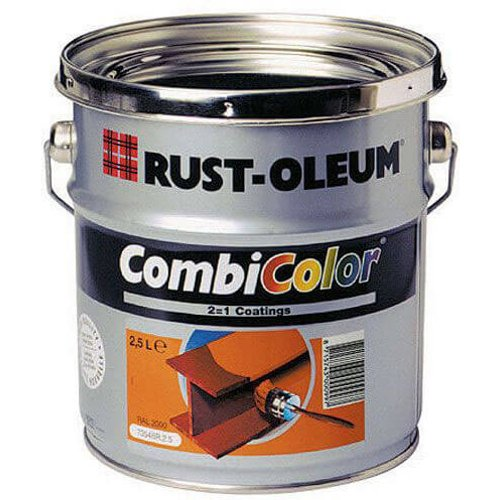 Rust Oleum Rust Oleum Alkythane Metal Paint Yellow Orange 5l