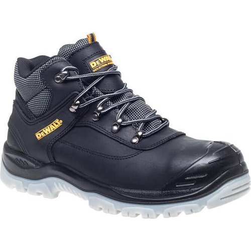 DeWalt DeWALT Laser Safety Boots Black 9 UK Wide