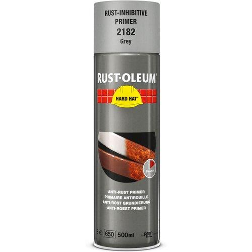 Rust Oleum rust-o-leum–Rust 2182Primer Grey Aerosol 500ml