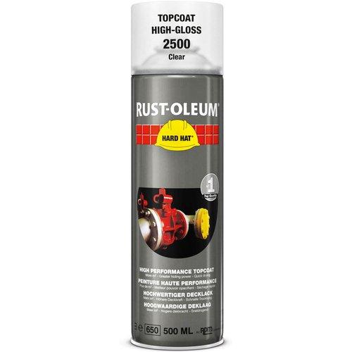 Rust Oleum Rust Oleum Hard Hat Transparent Spray Paint Transparent 500ml