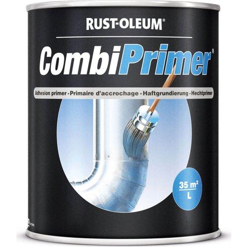 Rust Oleum RUST-OLEUM 3302.0.75 Combiprimer Adhesion Primer, Transparent blue
