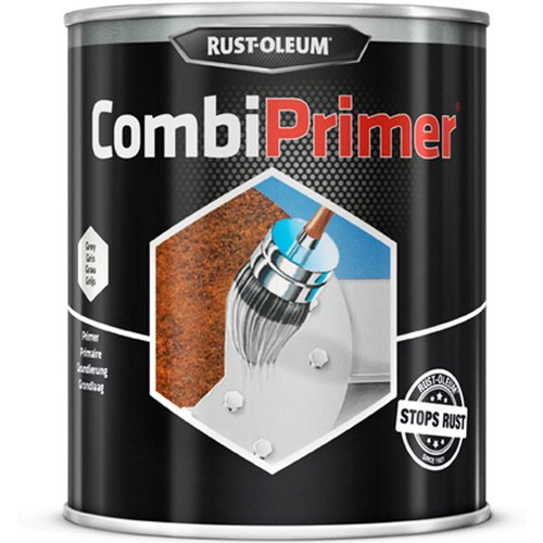 Rust Oleum RUST-OLEUM 3380.0.75 Combiprimer Anti-Rust Primer, Grey