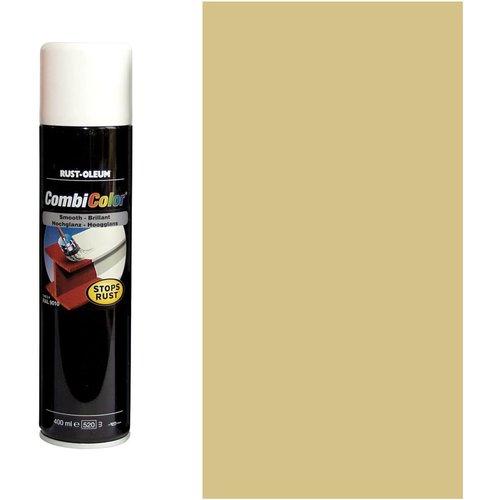 Rust Oleum Rust Oleum CombiColor Metal Spray Paint Gold 400ml