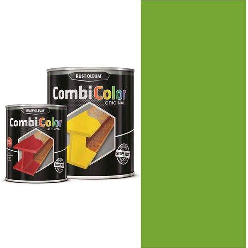 Rust Oleum RUST-OLEUM 7333.2.5 Combicolor Original, Superior Metal Protection, Direct To Rust, Yellow green -RAL 6018