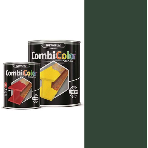 Rust Oleum RUST-OLEUM 7337.2.5 Combicolor Original, Superior Metal Protection, Direct To Rust, Moss green-RAL 6005