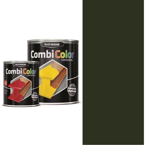 Rust Oleum RUST-OLEUM 7339.0.75 Combicolor Original, Superior Metal Protection, Direct To Rust, Fir green -RAL 6009
