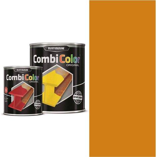 Rust Oleum RUST-OLEUM 7354.0.75 Combicolor Original, Superior Metal Protection, Direct To Rust, Yellow orange-RAL 2000