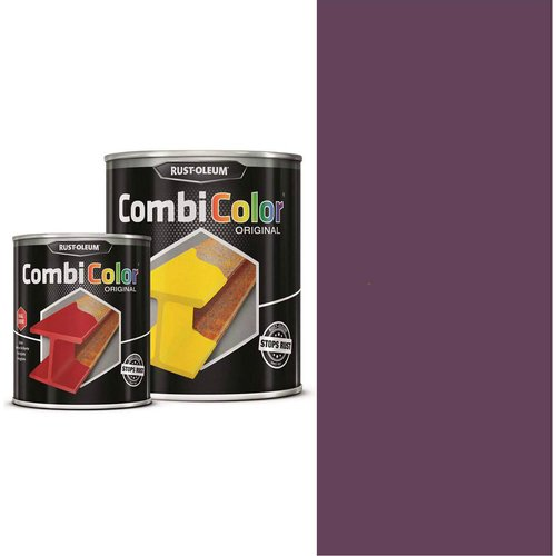 Rust Oleum RUST-OLEUM 7363.2.5 Combicolor Original, Superior Metal Protection, Direct To Rust, Red lilac -RAL 4001
