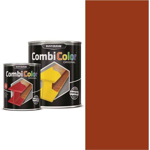 Rust Oleum RUST-OLEUM 7365.2.5 Combicolor Original, Superior Metal Protection, Direct To Rust, Bright red-RAL 3000