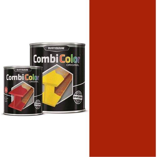 Rust Oleum RUST-OLEUM 7366.0.75 Combicolor Original, Superior Metal Protection, Direct To Rust, Traffic red -RAL 3020