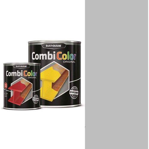 Rust Oleum RUST-OLEUM 7383.2.5 Combicolor Original, Superior Metal Protection, Direct To Rust, Silver grey