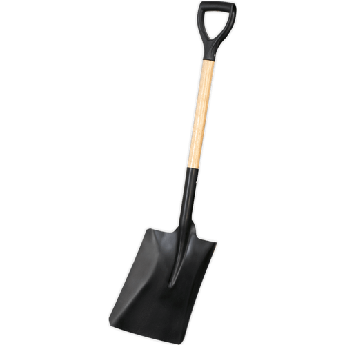 Sealey Sealey SH710 Shovel with 710mm Wooden Handle