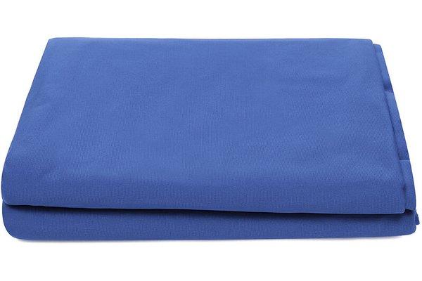 Insma Pool Billiard Table Felt Cloth For 8 Foot Table Blue 145x305cm