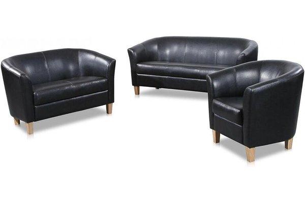 Gemma Pu 3 Seater Sofa