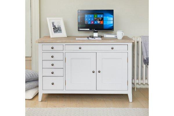 Harbor Hidden Home Office Desk