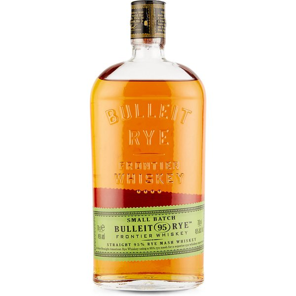 Bulleit Rye American Whiskey - Single Bottle