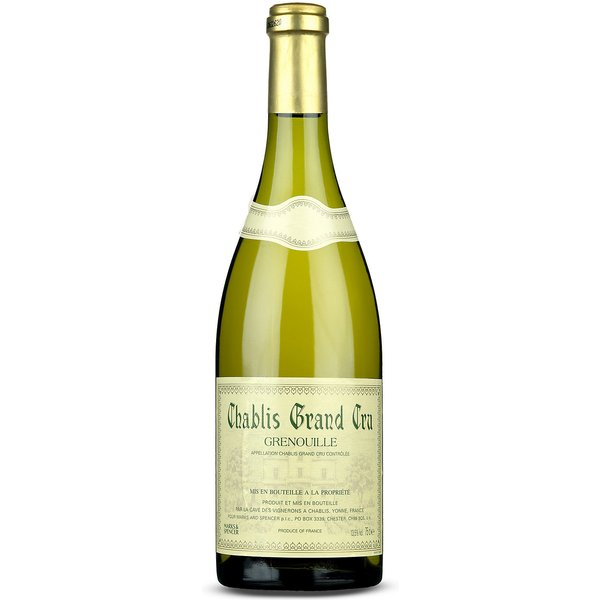 Chablis Grand Cru Grenouille - Single Bottle