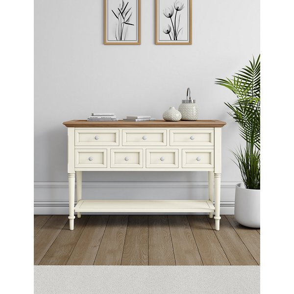 11. Greenwich Console Table: £699, Marks and Spencer