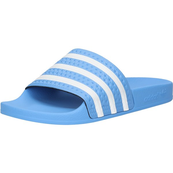 adidas Adilette men's Mules / Casual Shoes in Blue