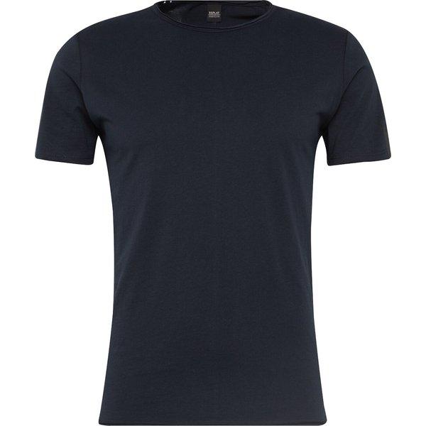 REPLAY shirt T-Shirts schwarz Herren Gr. 48