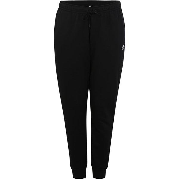 Nike plus black essentials joggers - Black