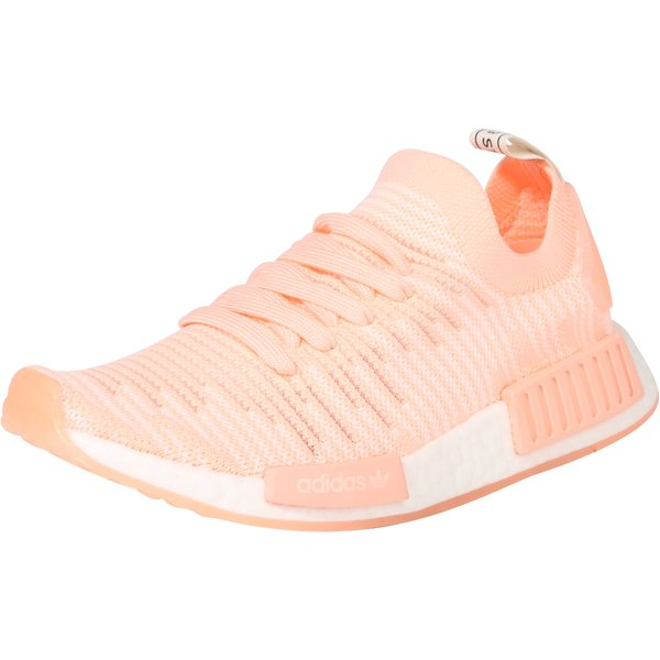 adidas Originals NMD_R1 STLT Primeknit orange Damen Gr. 38