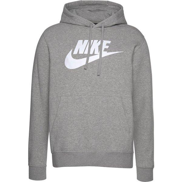 Nike Sportswear Club Fleece Hoody - Herren grey Gr. S