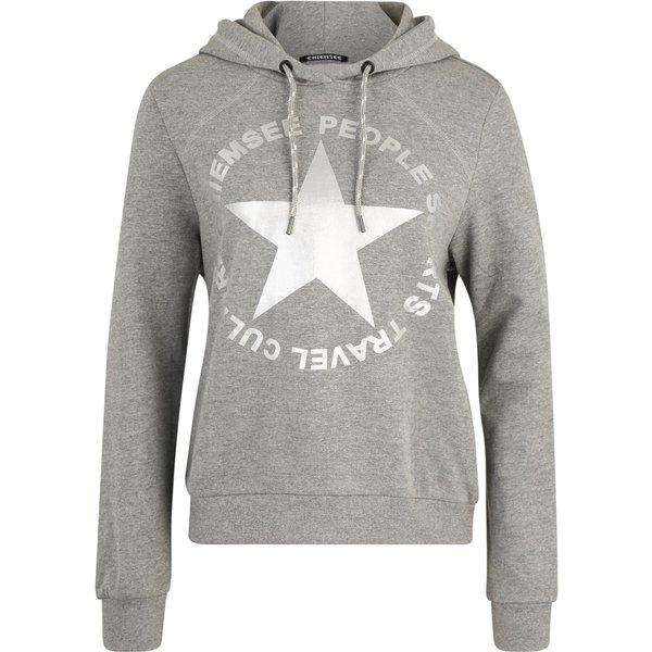 Chiemsee Sweatshirt - Sweat à capuche pour Femme - Gris