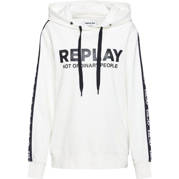Replay Kapuzensweatshirt im Trend Athleisure