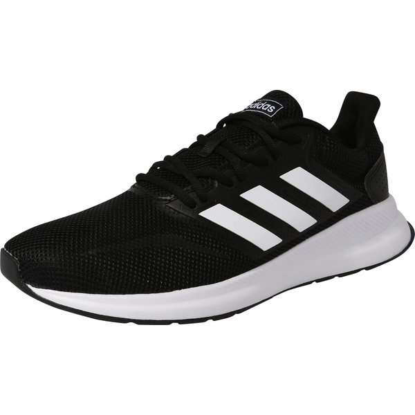 adidas RUNFALCON men's Shoes (Trainers) in Black