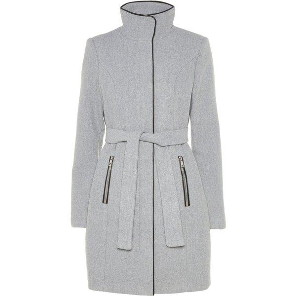 Vero Moda VMBESSY women's Coat in Grey. Sizes available:XS