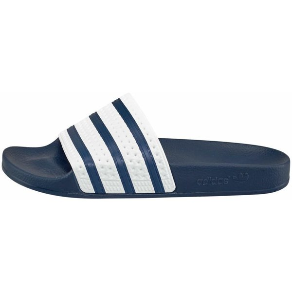 Adidas - Adilette Adiblue/White/Adiblue - Sandals