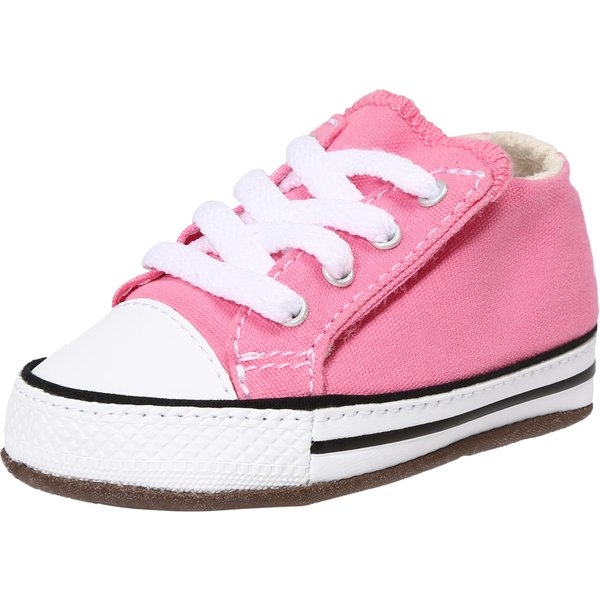 Converse Chuck Taylor All Star Cribster - Pink/ White - 2 (0 - 1 Yr)