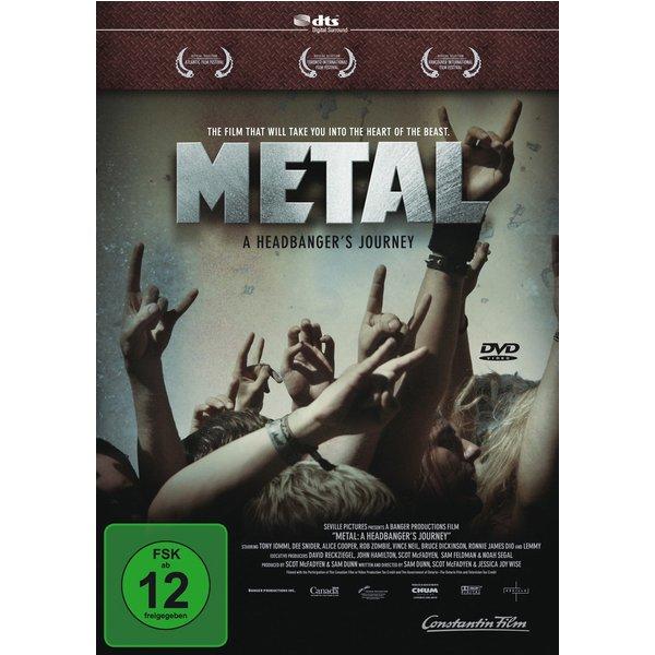 Metal - A Headbanger's Journey (733668)