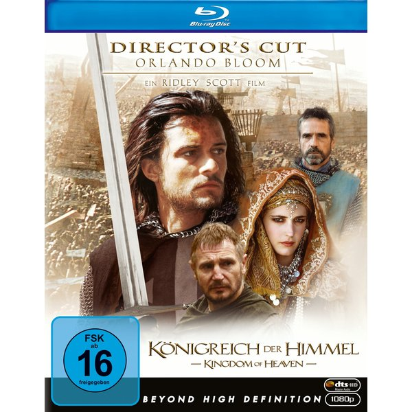 Königreich der Himmel (2005) - (Director's Cut)