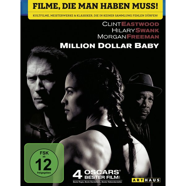 Million Dollar Baby (2004) - (Arthaus) (671279)