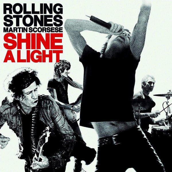 The Rolling Stones Shine a light 2-CD Standard