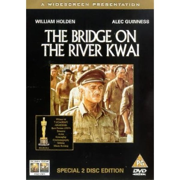 The Bridge On The River Kwai , (Wide Screen)
