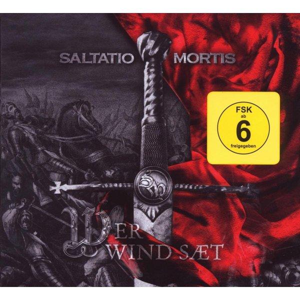 Saltatio Mortis Wer Wind sät CD Standard (NPR305)