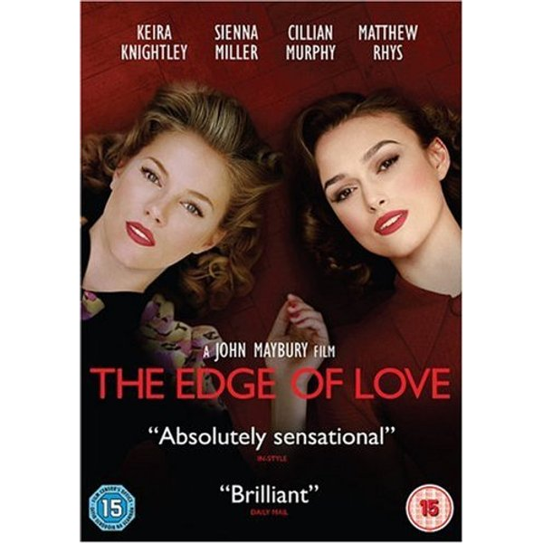 The Edge of Love DVD
